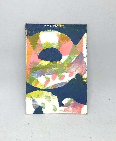 Monoprint MINIS