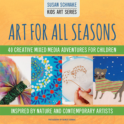art books for kids and everyone susan schwake art for all